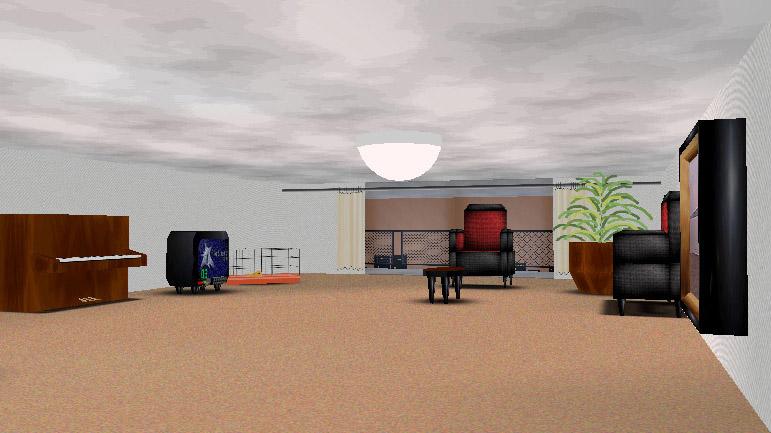 Flatland (inside apartment)